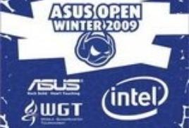 ASUS Winter Cup 2009 анонсирован!